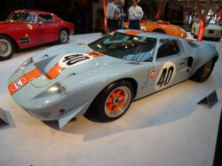 Ford GT40 sold at Gooding for $11 million